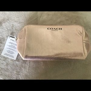 Coach Bags - Coach makeup or traveling accessories bag